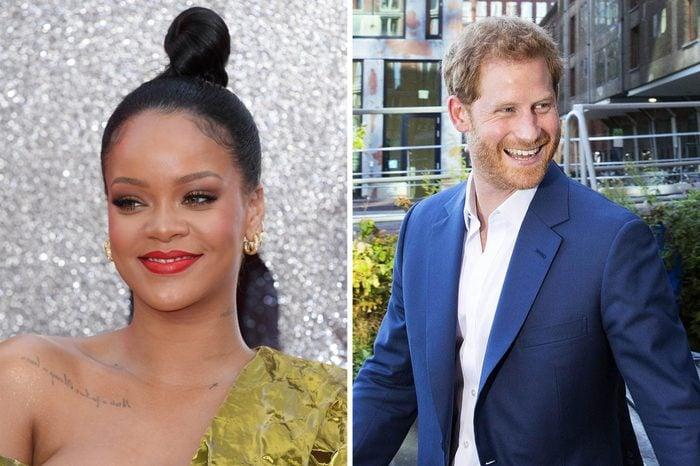Rihanna and Prince Harry