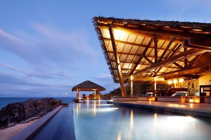 Tadrai Island Resort, Fiji