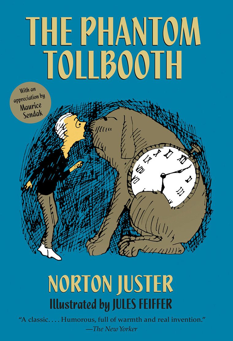 80- The Phantom Tollbooth by Norton Juster