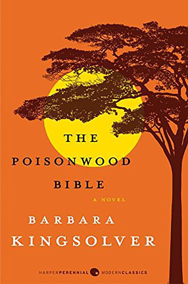 81- The Poisonwood Bible by Barbara Kingsolver