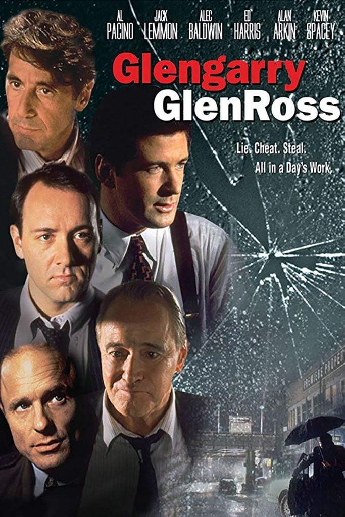 Movie quotes. glengarry glen ross