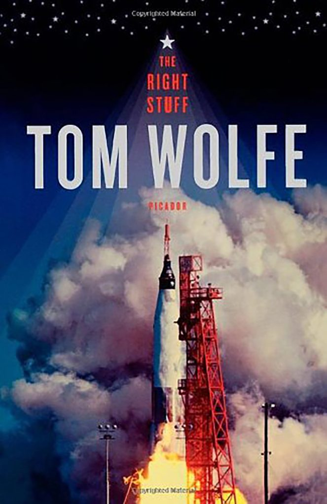 83- The Right Stuff by Tom Wolfe