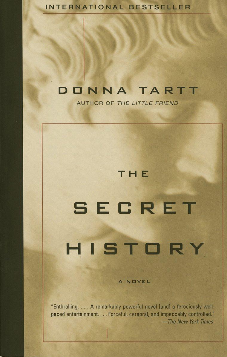 85- The Secret History by Donna Tartt