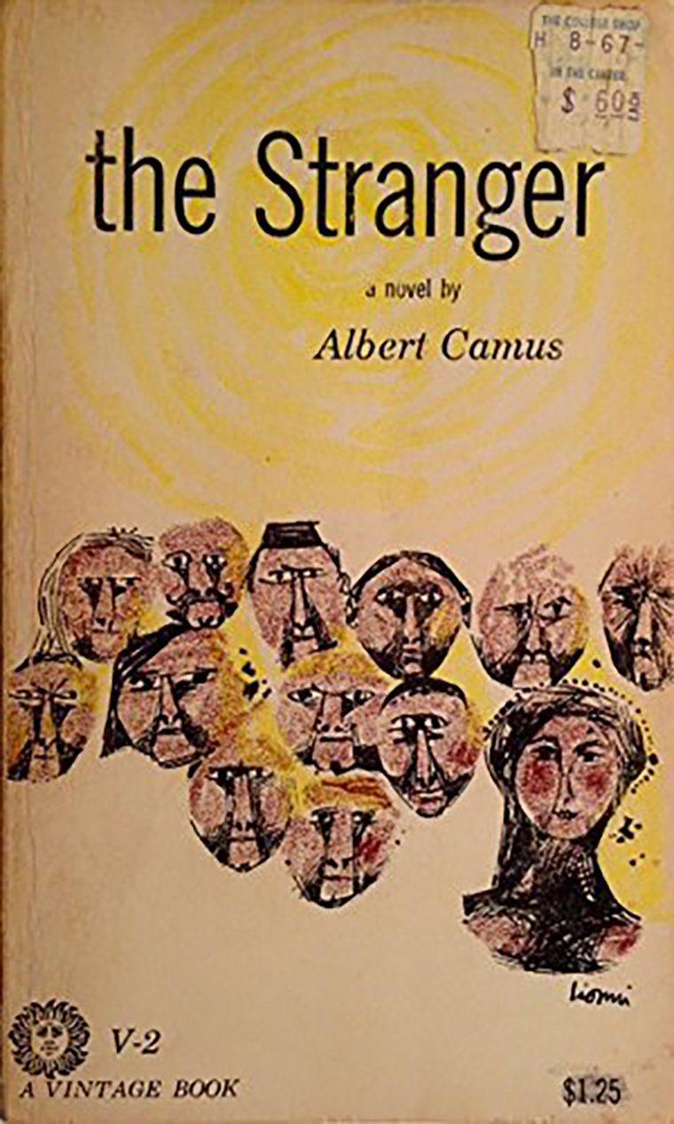 87- The Stranger by Albert Camus