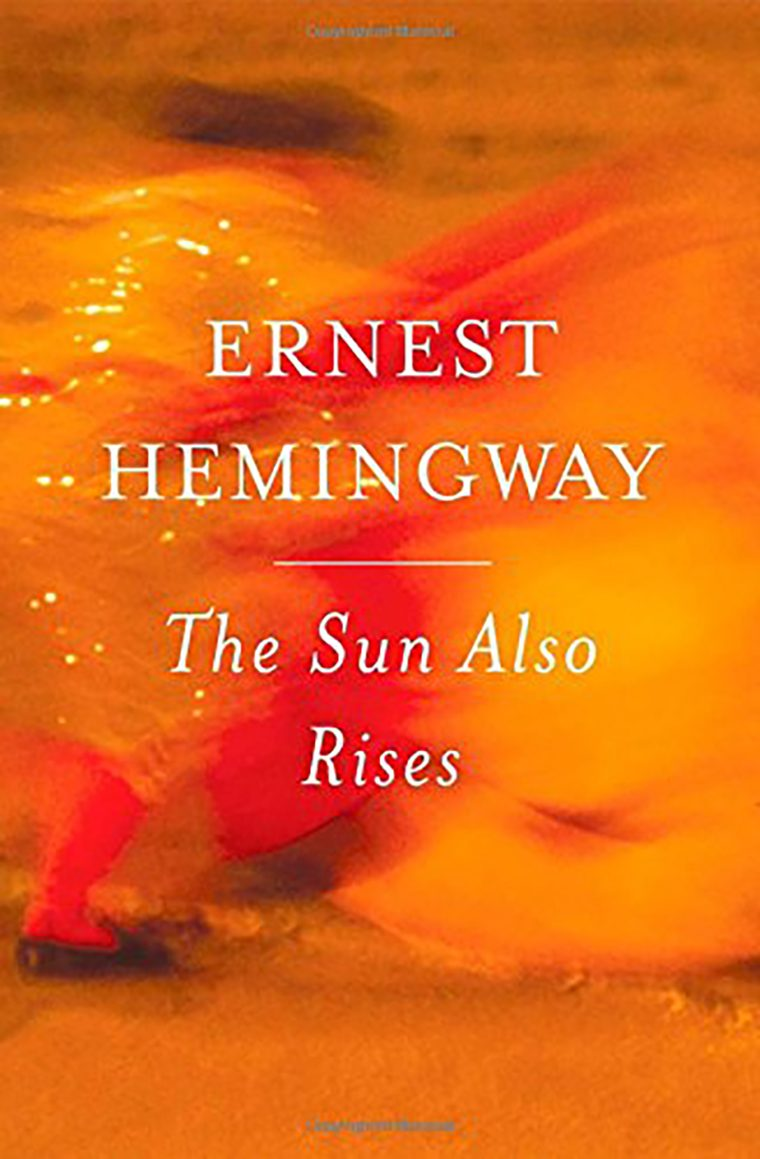 88- The Sun Also Rises by Ernest Hemingway