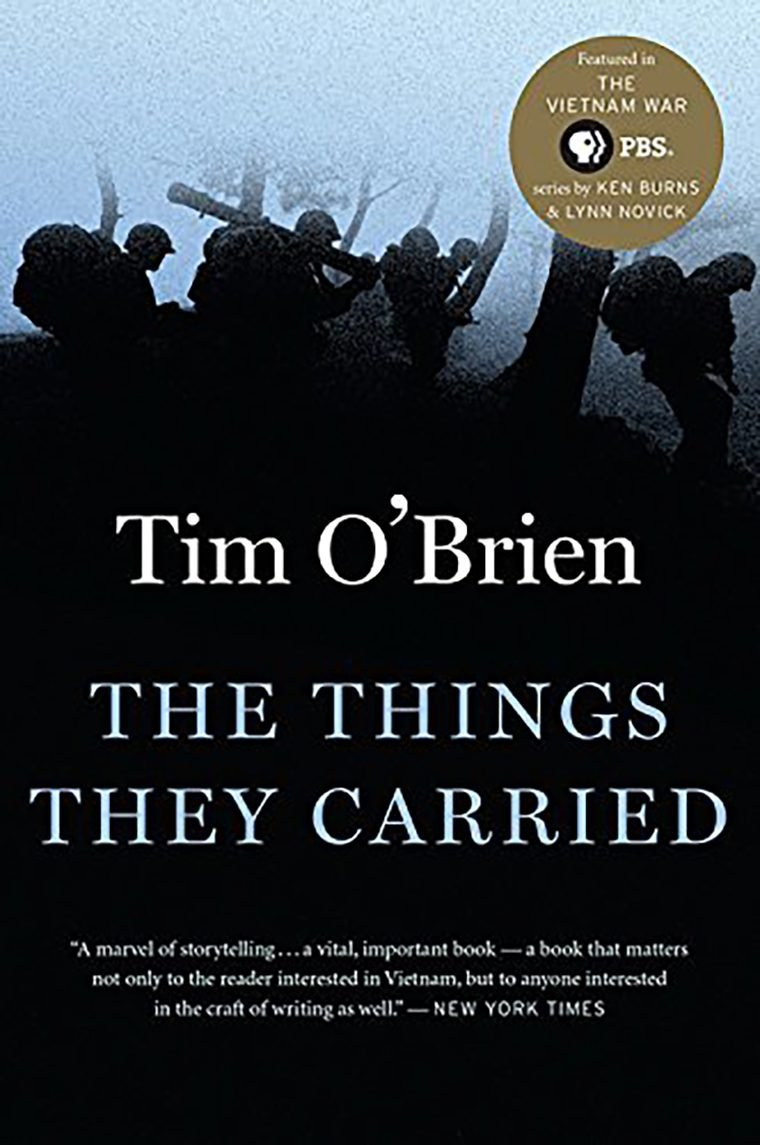 89- The Things They Carried by Tim O'Brien