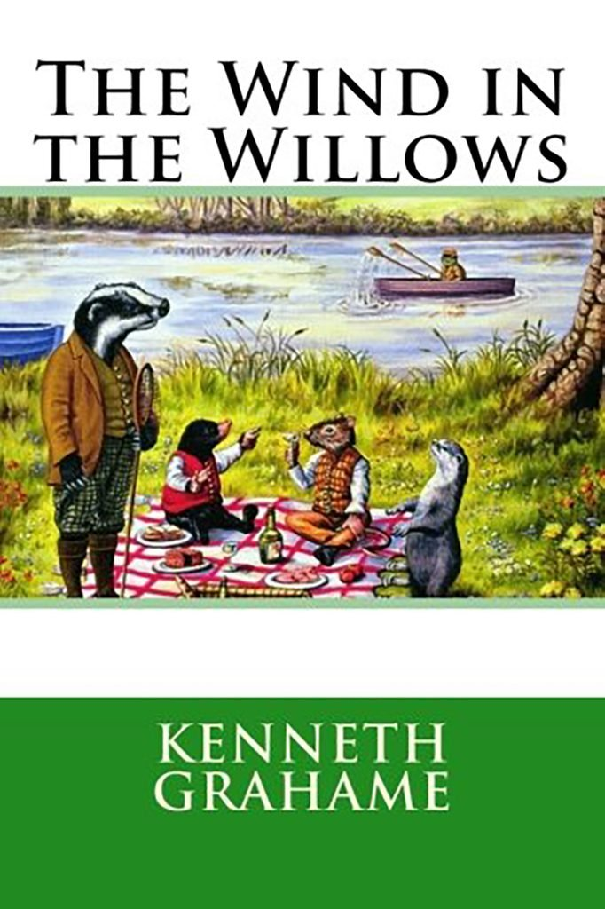 91- The Wind in the Willow by Kenneth Grahame