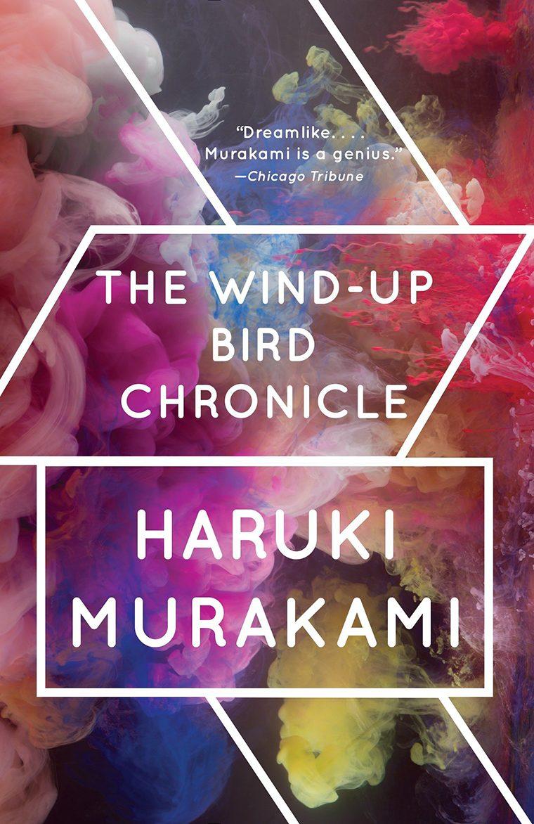 92- The Wind-Up Bird Chronicle by Haruki Murakami
