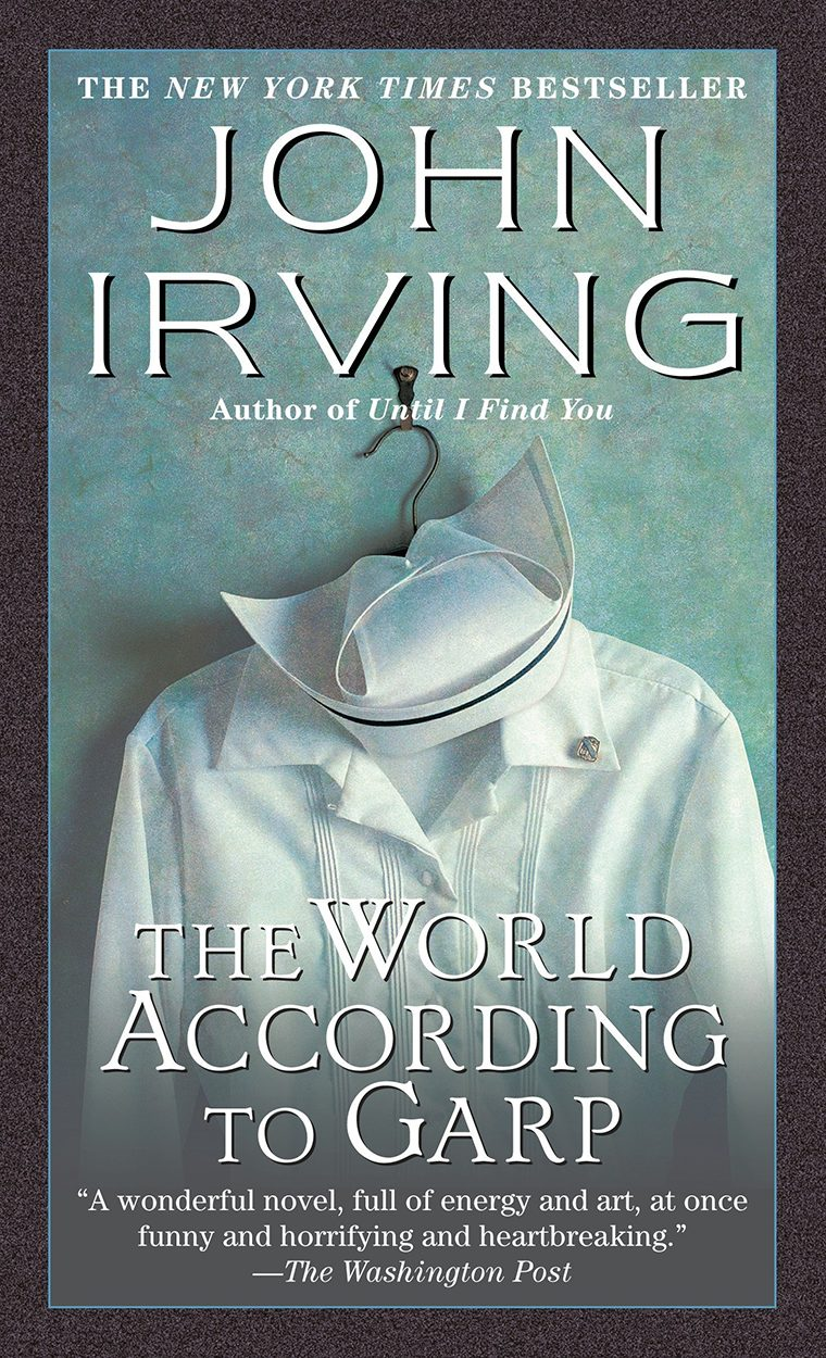 93- The World According to Garp by John Irving