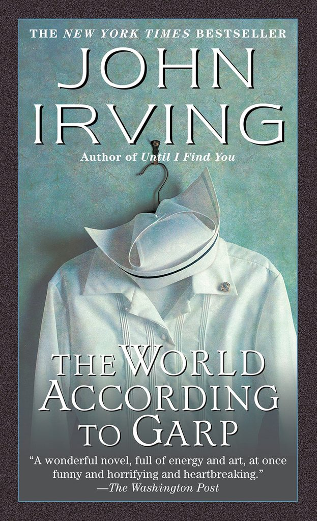 93- The World According to Garp by John Irving