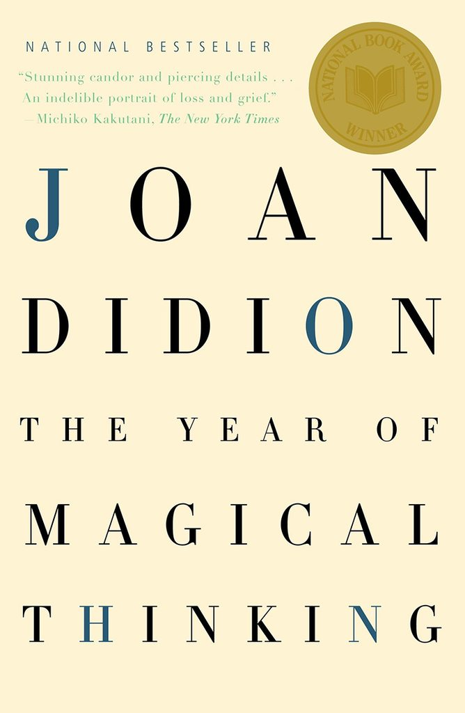 94- The Year of Magical Thinking by Joan Didion
