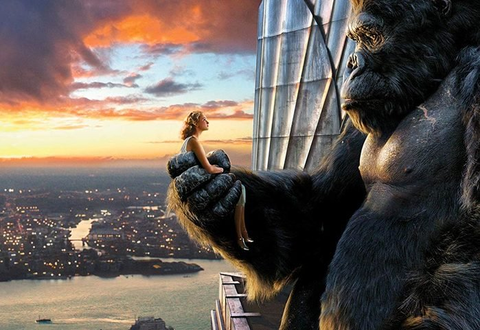 Movie quotes. king kong