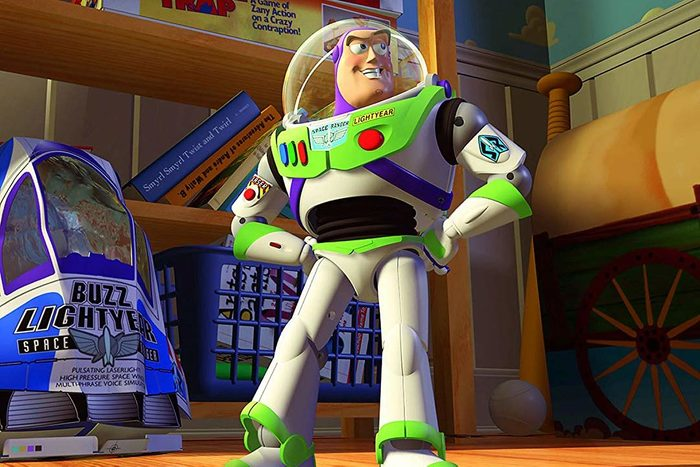 Famous movie quotes. toy story