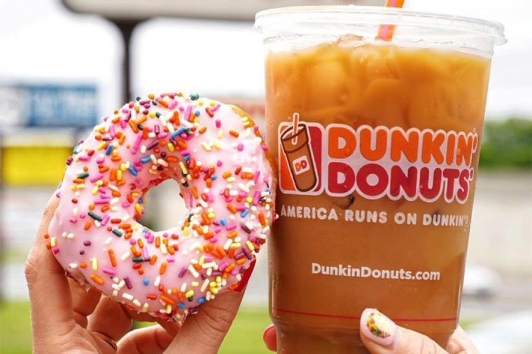 What To Order From The Dunkin Donuts Secret Drink Menu