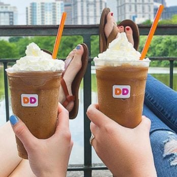 Here's What to Order from the Dunkin' Donuts Secret Drink Menu