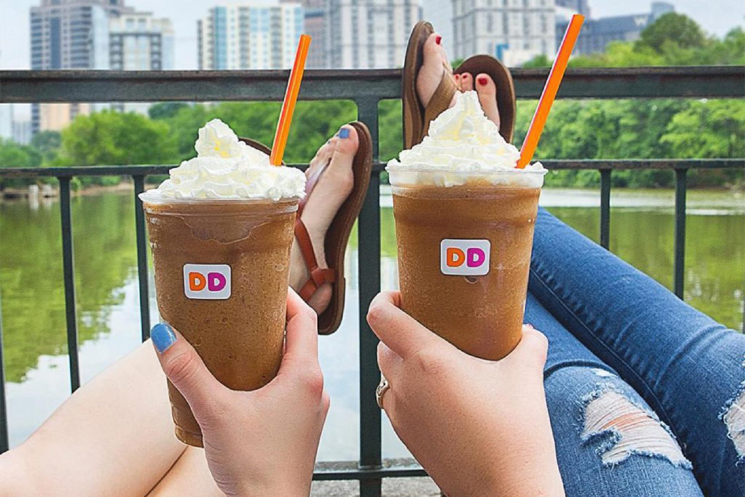Heres What To Order From The Dunkin Donuts Secret Drink Menu