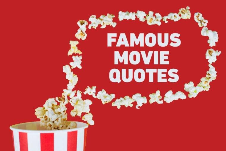 popcorn famous movie quotes