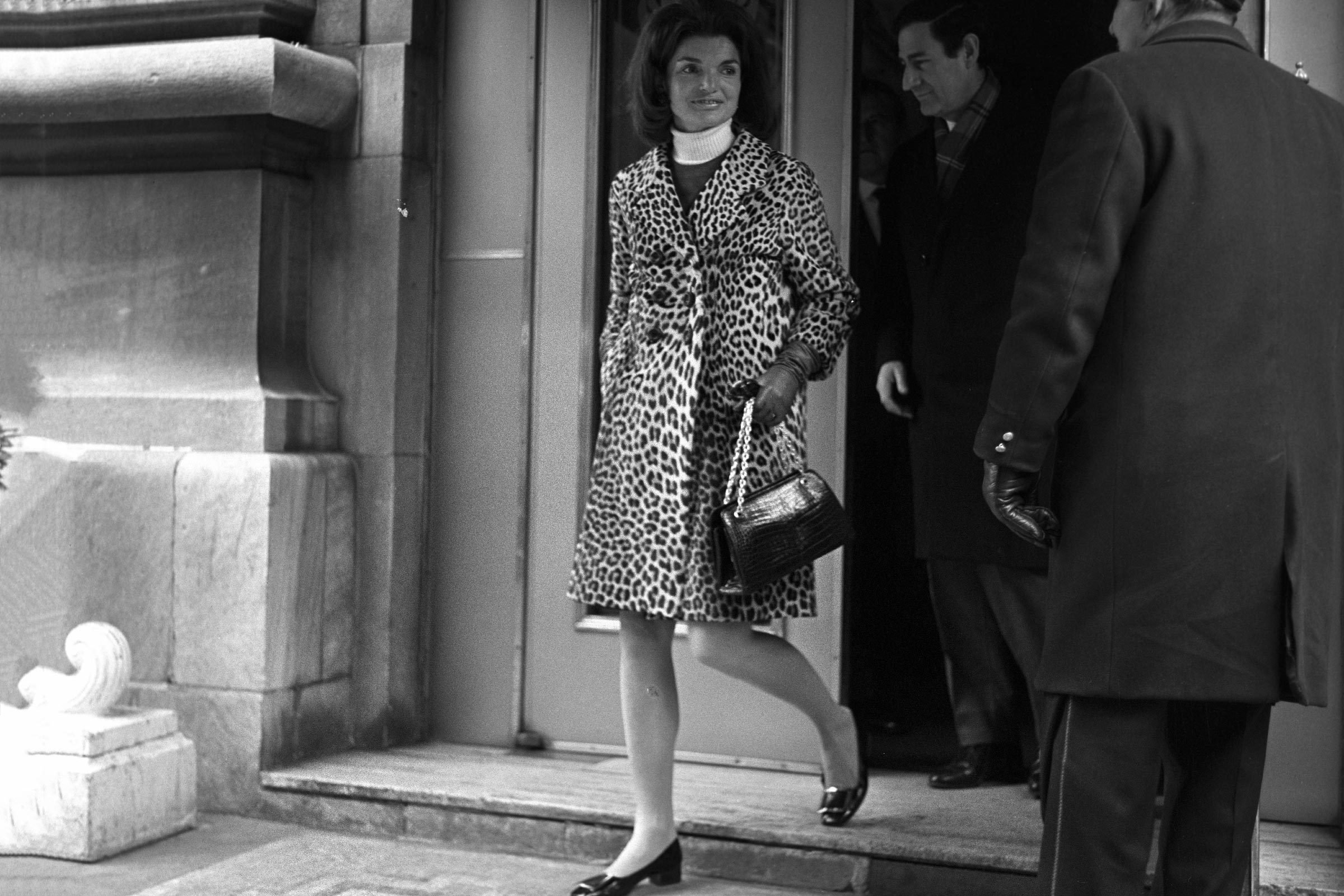 0f796cccc7de The Weird Thing Jackie Kennedy Did to Every Single Pair of Her Shoes