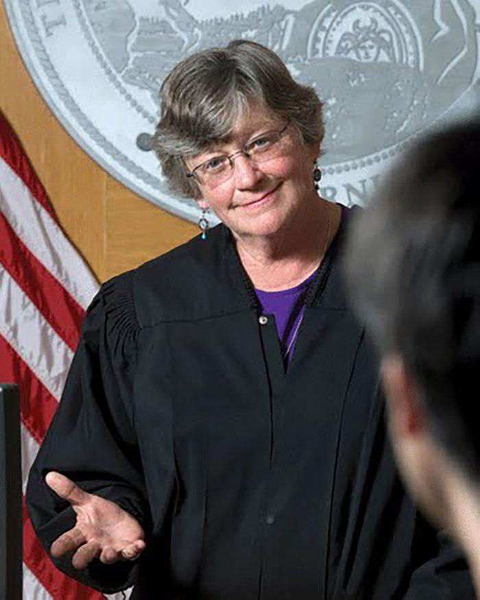 Judge Hitchens