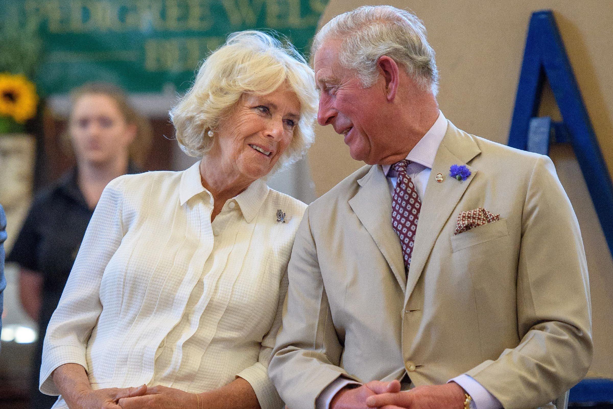 Charles Und Camilla Scheidung News