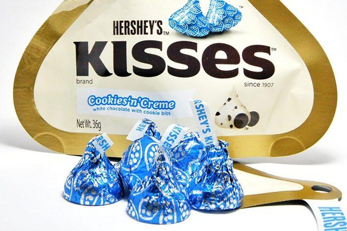 Hersheys Kiss
