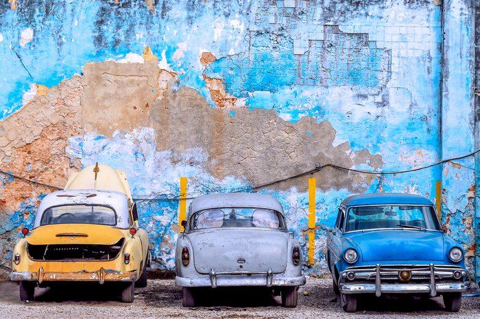 Old cars cuba