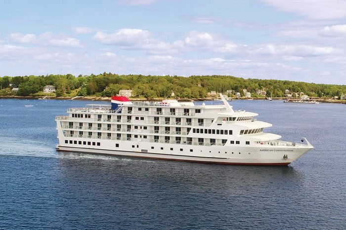 American Constitution - American Cruise Lines
