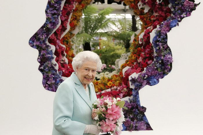 Chelsea Flower Show, Day 1, London, Britain - 23 May 2016
