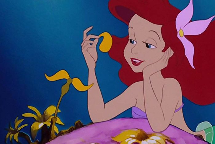 Famous movie quotes. the little mermaid