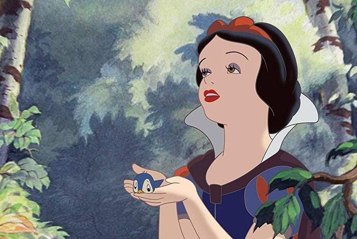 snow white. Famous movie quotes