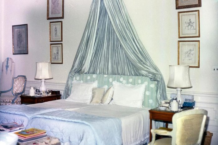 First Lady Jacqueline Kennedy's Bedroom, White House