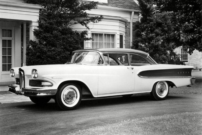 1958 Ford Edsel Publicity shot