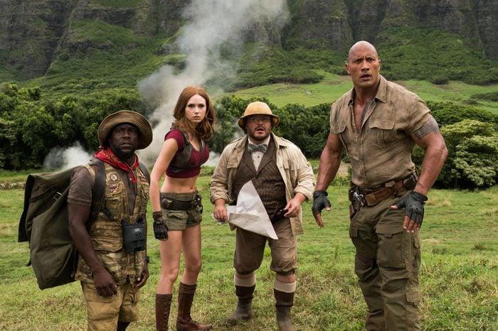 """Jumanji: Welcome to the Jungle"" Film - 2017"