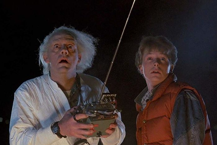 back to the future. Movie quotes