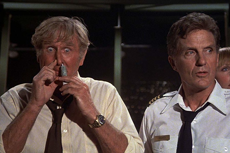 Famous movie quotes. airplane!