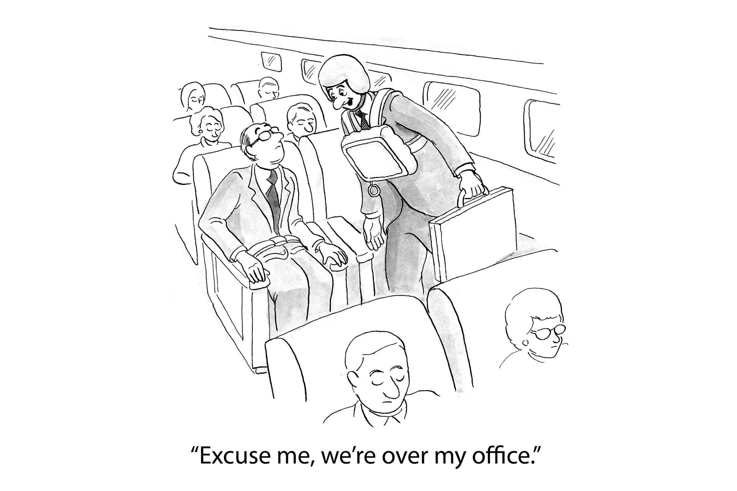 16 Travel Cartoons That Find the Funny in Everything