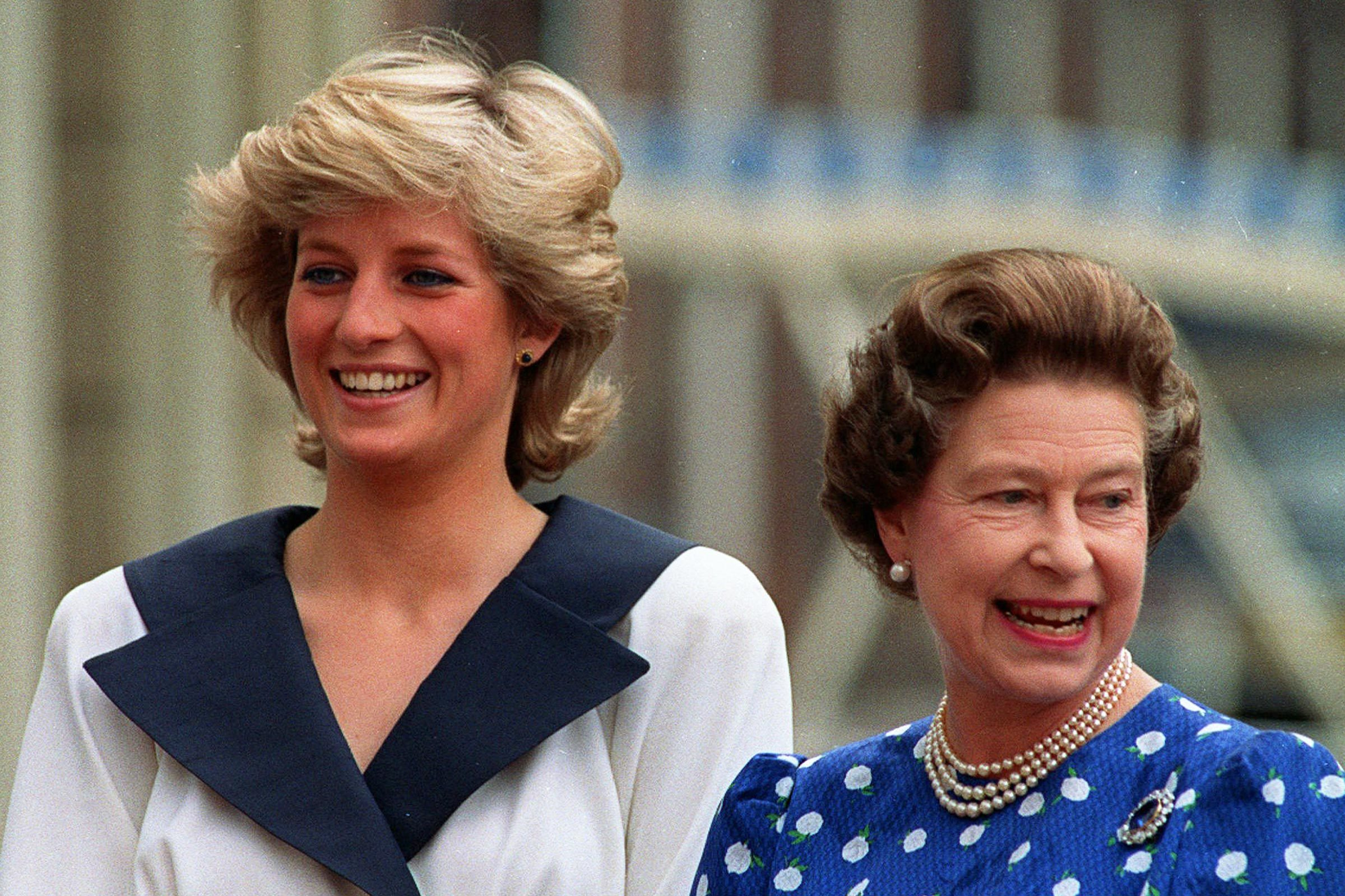 The Truth About Queen Elizabeth Ii And Princess Diana S