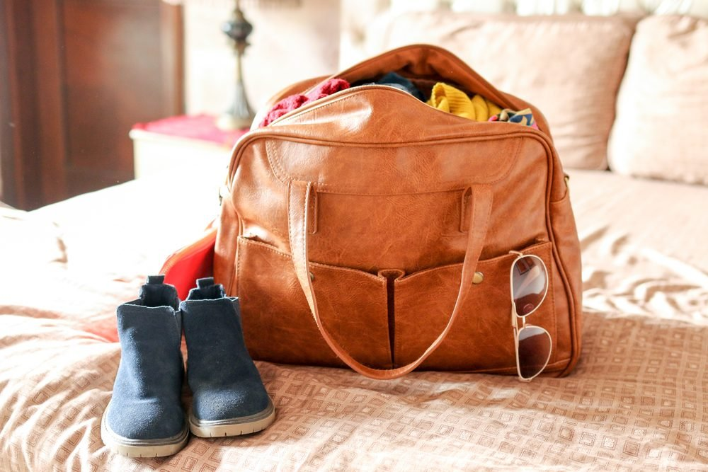 21 Weekender Bags Travel Pros Swear By 88c0e9c3f1110