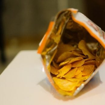 The Real Reason Potato Chip Bags Are Never Filled to the Top