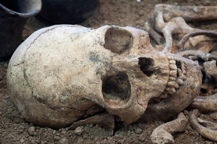 Weirdest Discoveries Archaeologists Have Made | Reader's Digest
