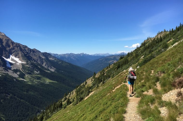 North Cascades National Park - Pasayten Wilderness(On the Pacific Crest Trail)