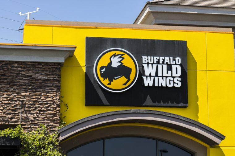 Buffalo Wild Wings Grill and Bar Restaurant. You Can Find Live Sports, Wings and Beer at B-Dubs