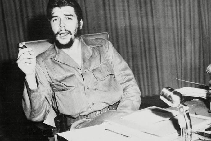 Guevara Major Ernesto