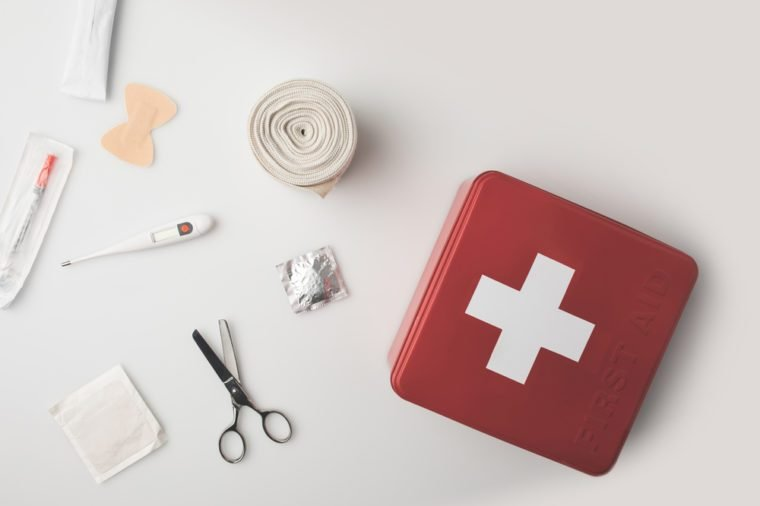 13 Surprising Things You Can't Leave Out of Your First Aid Kit
