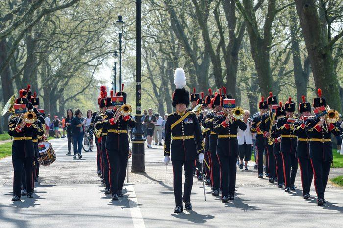 royal gun salute