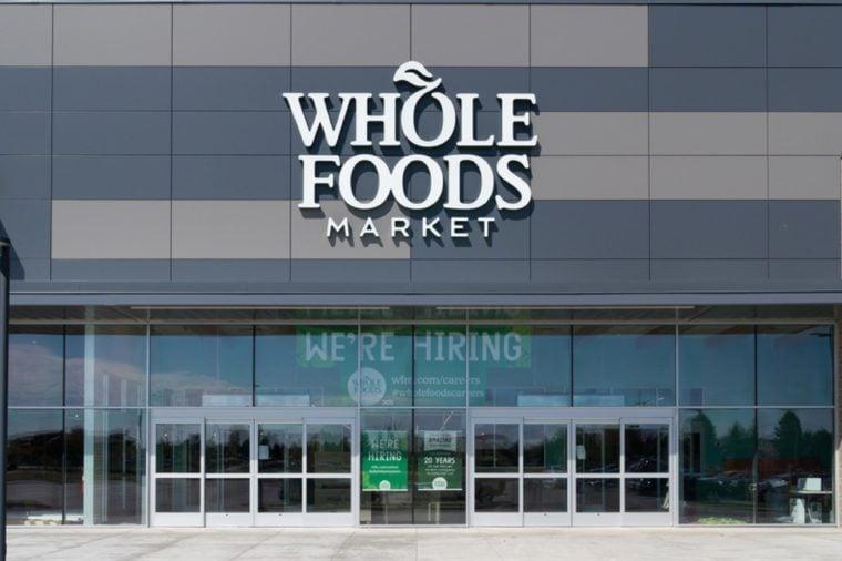 Whole Foods St Paul Sales