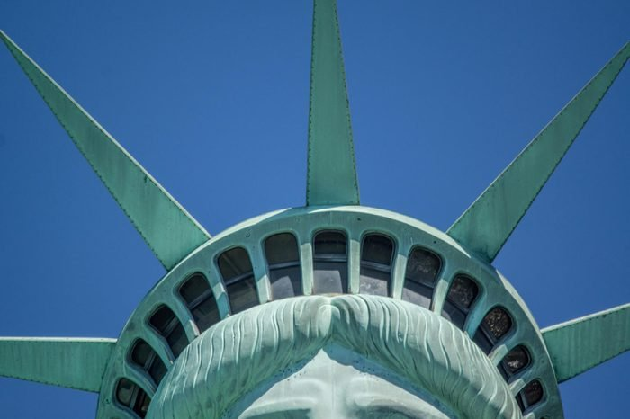 Statue of Liberty Crown