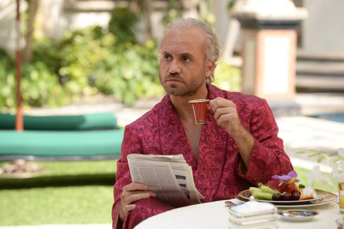 """""""The Assassination of Gianni Versace, American Crime Story"""" TV Series - 2018"""