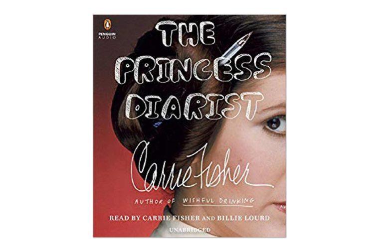 the princess diarist - carrie fischer