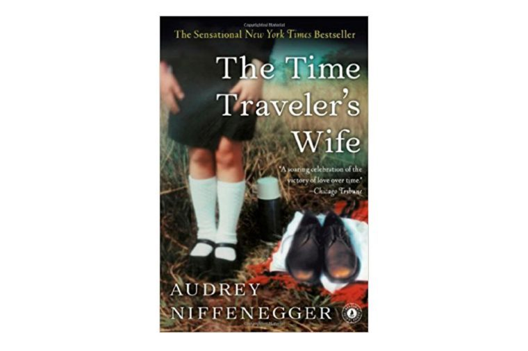 The Time Traveler's Wife byAudrey Niffenegger